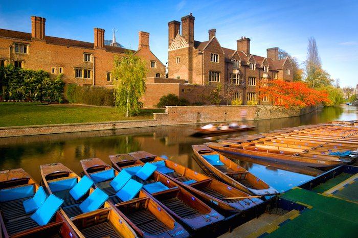 Cambridge co-working spaces
