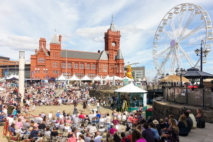 Look Beyond London: Running a business in Cardiff