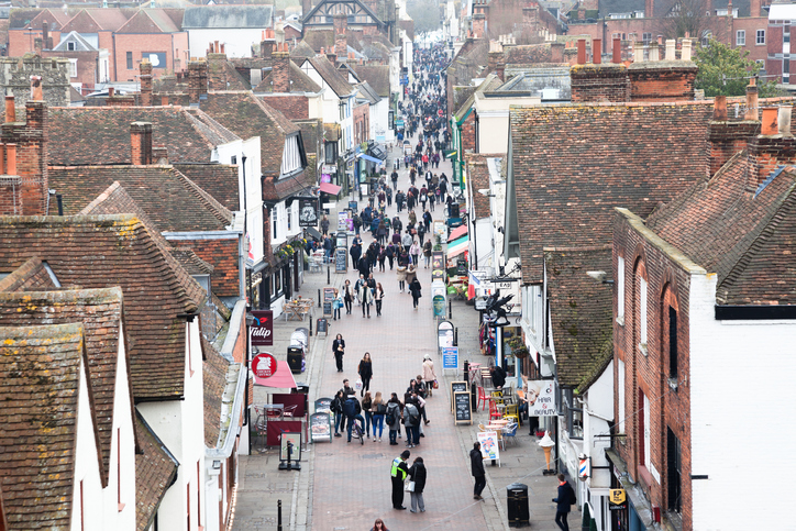 There might be a future for the British high street, but only if we act now