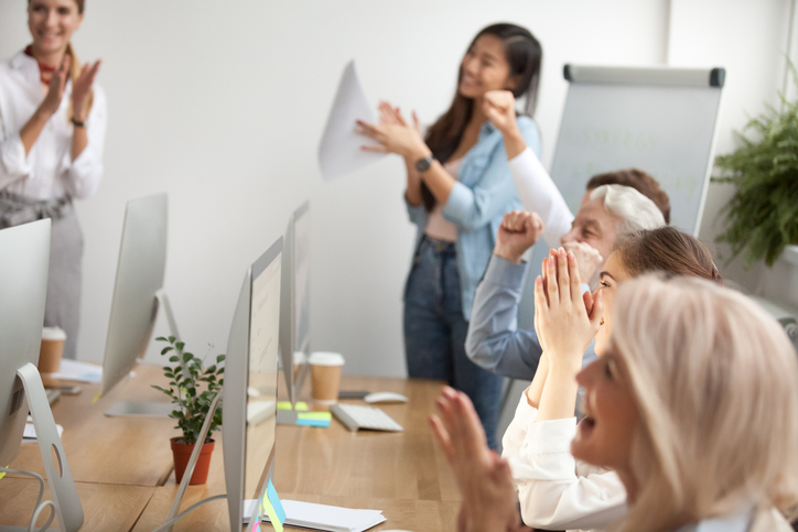 We need to change the way employees work and distribute their energy