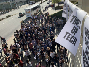 Credit: Google Walkout for Change